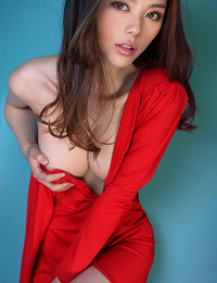 big tits japanese schoolgirl public